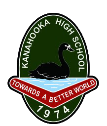 Kanahooka High School logo